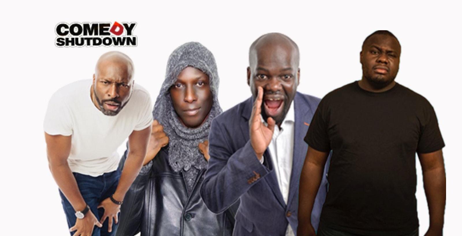 COBO : Comedy Shutdown – Birmingham