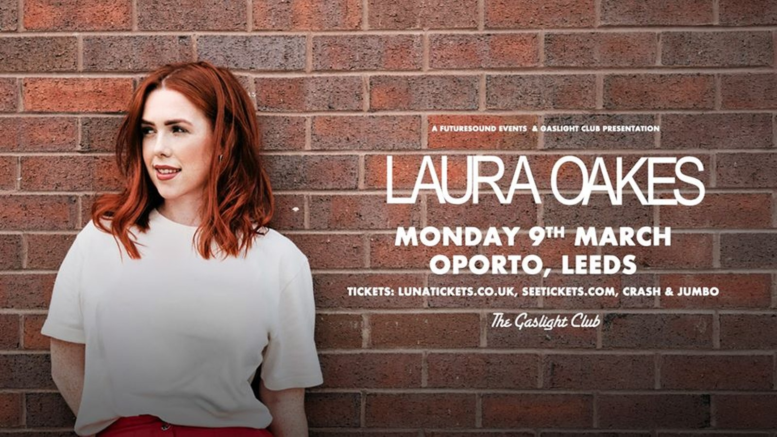 Laura Oakes + special guests