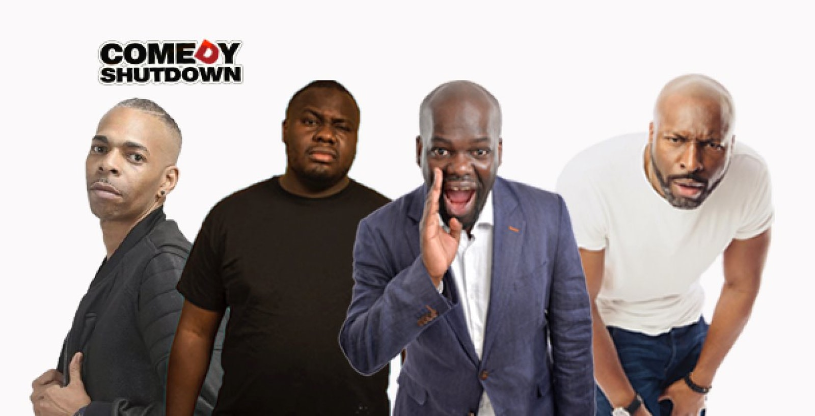 COBO : Comedy Shutdown Black History Month Special – Manchester