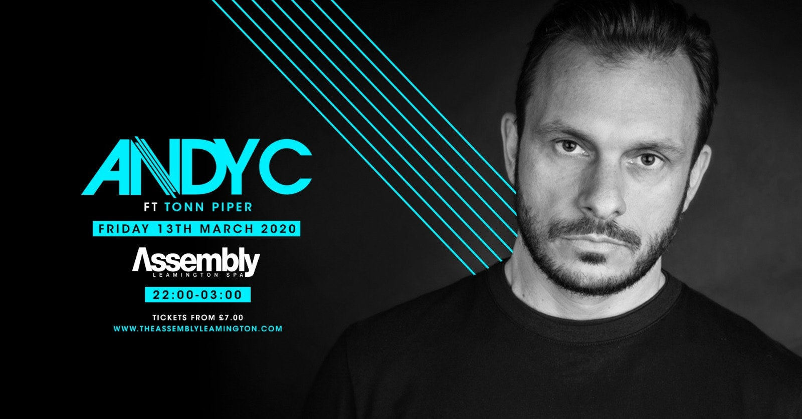 Andy C LIVE DJ Set: Assembly Leamington
