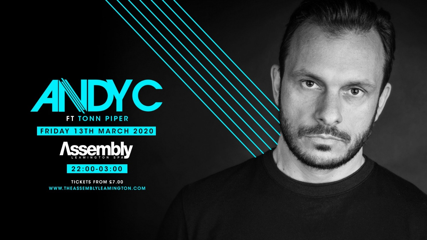 Andy C LIVE DJ Set: Assembly Leamington