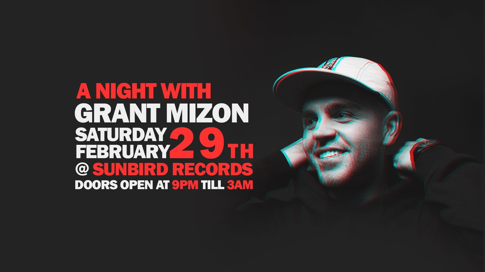 A Night With Grant Mizon