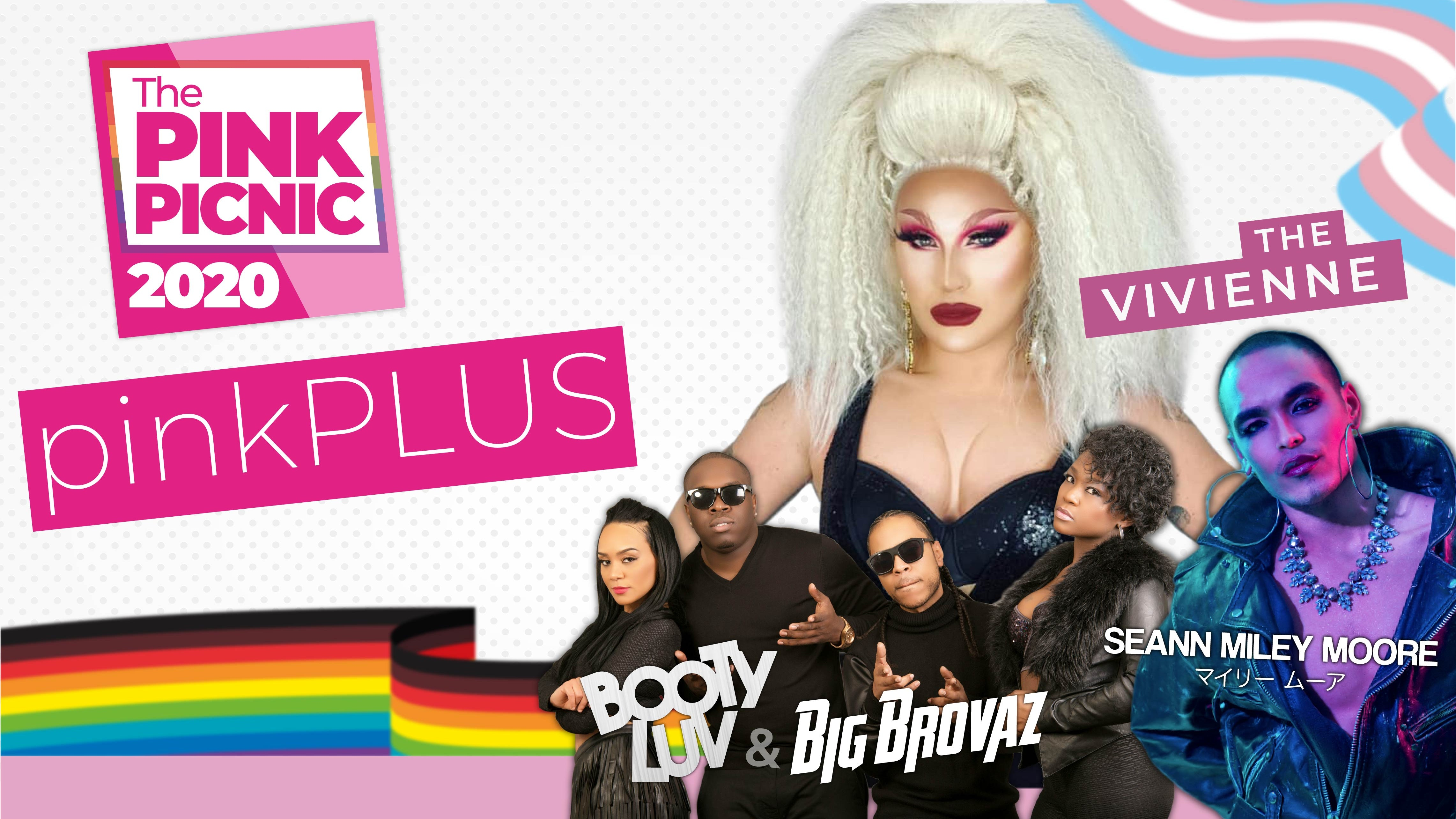 The Pink Picnic 2020 – pinkPLUS Experience