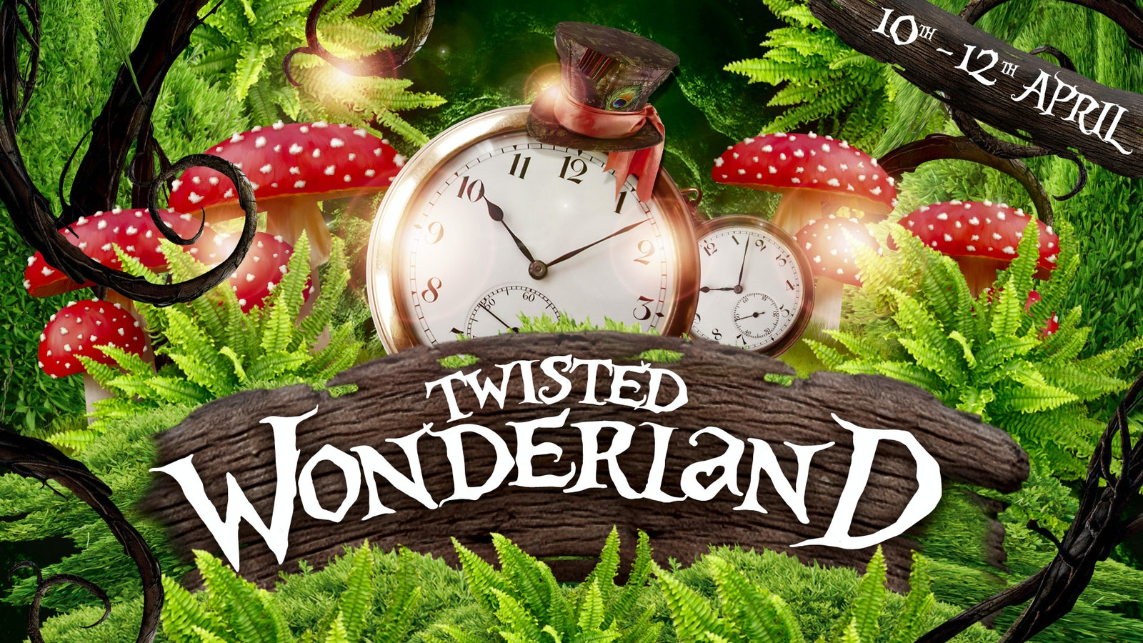 Twisted Wonderland – Sunday