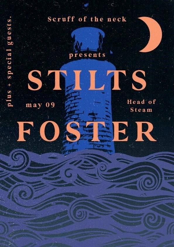 Stilts Foster | Newcastle, Head of Steam