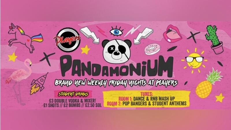 Pandamonium Fridays