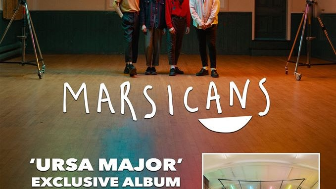 Marsicans Album Launch Show – new date