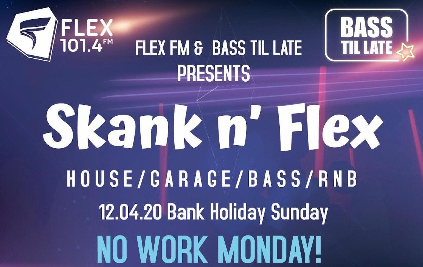 SKANK N' FLEX – EASTER SUNDAY