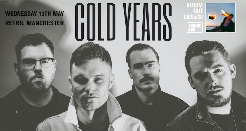Cold Years + special guests
