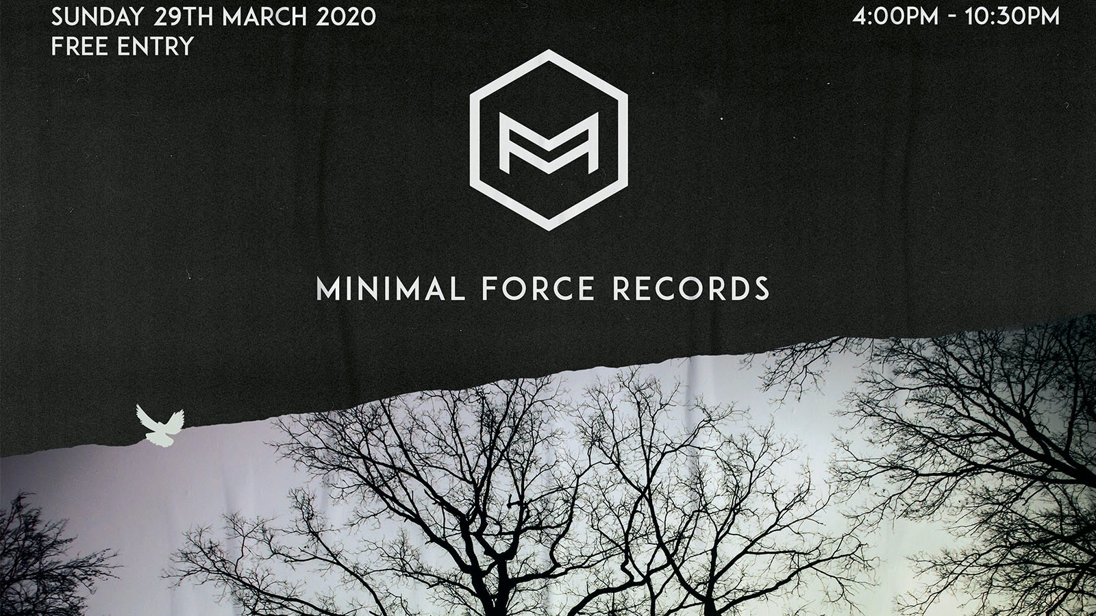Minimal Force (Free Techno Sunday)