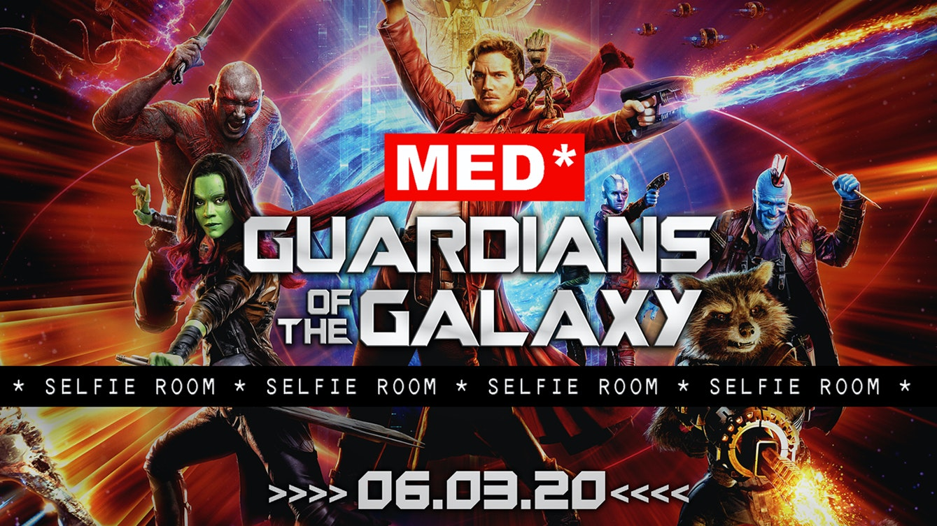 MEDICATION – GUARDIANS OF THE GALAXY