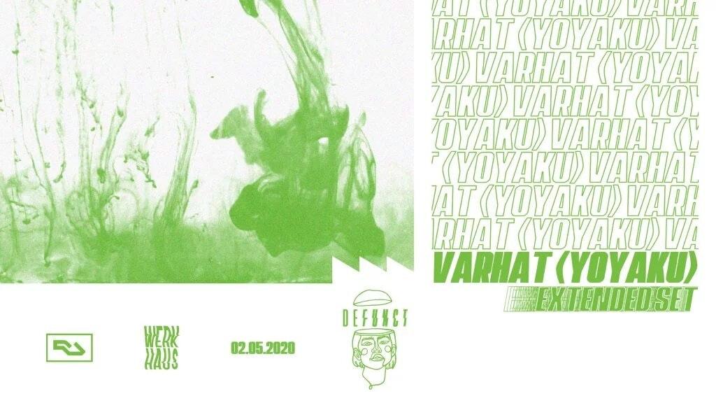 Defunct presents: Varhat (Yoyaku) – Extended Set
