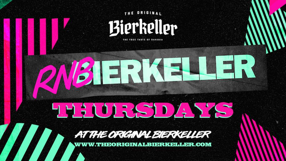 Thursday – RnBierkeller