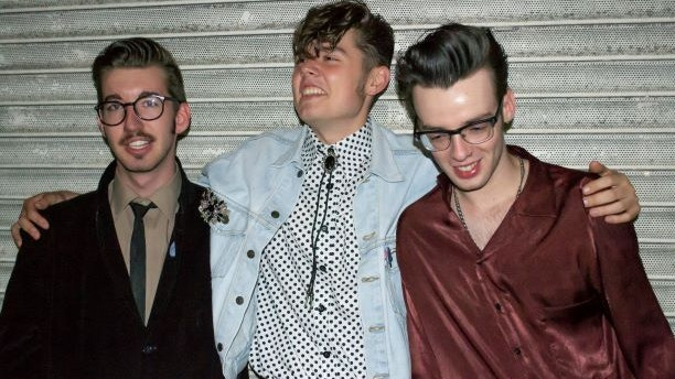 Modern Age Sheffield w/ Sweetness + Micky Blouse & Kalter