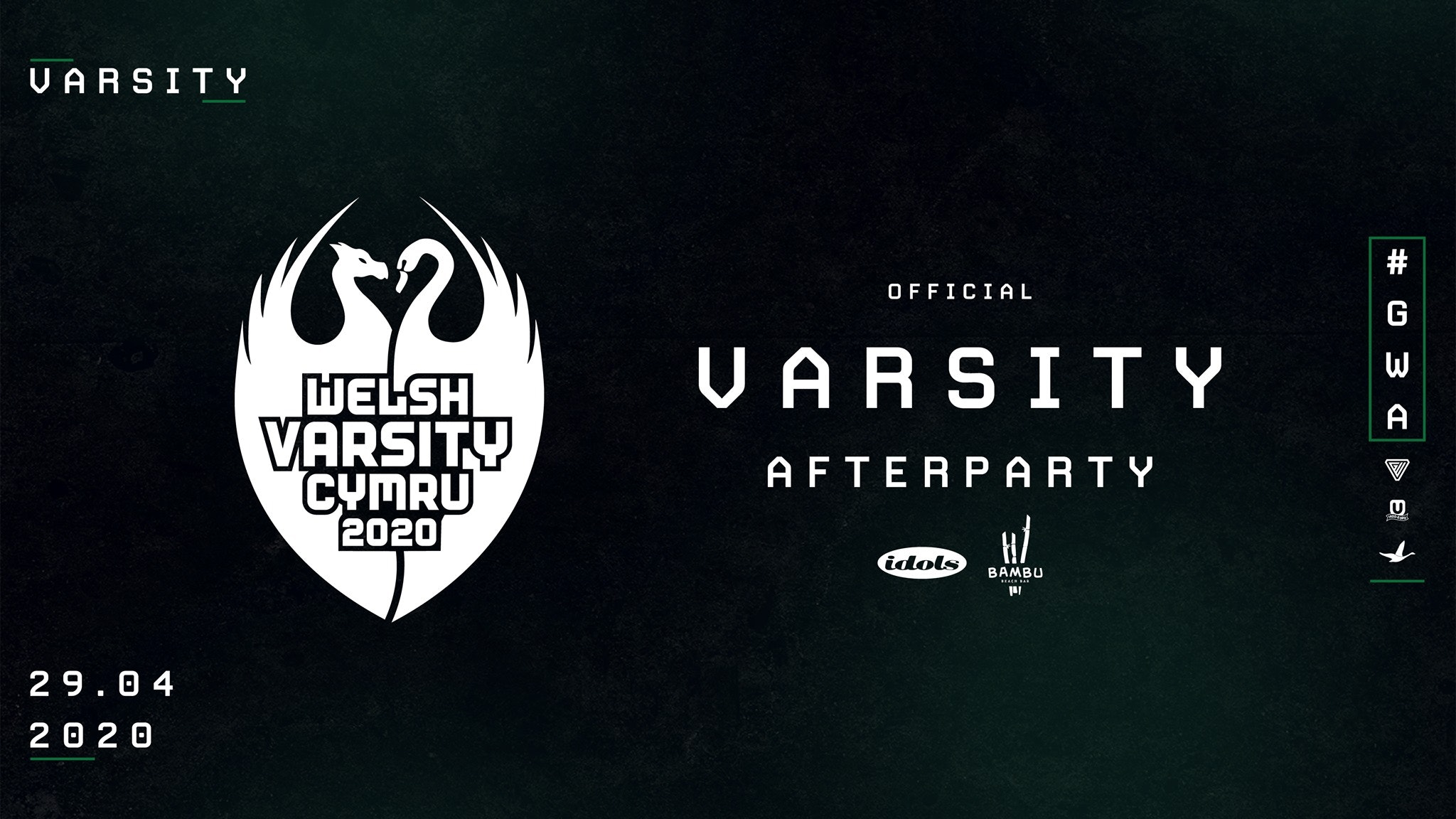 Varsity Afterparty [OFFICIAL]