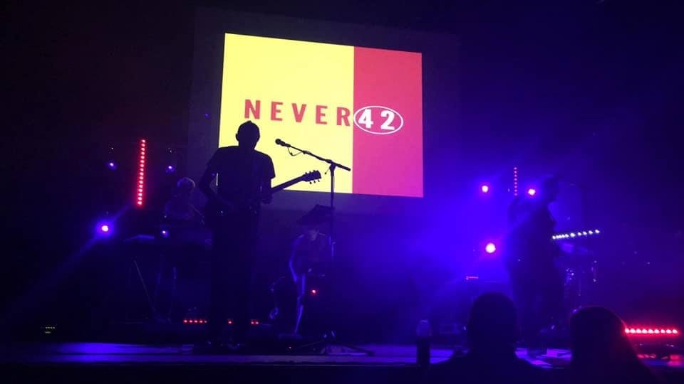 Level 42 Tribute – Never 42 (Matinee show)