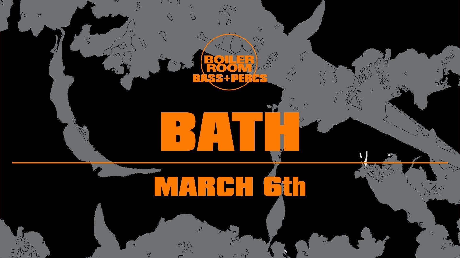 Boiler Room: Bath