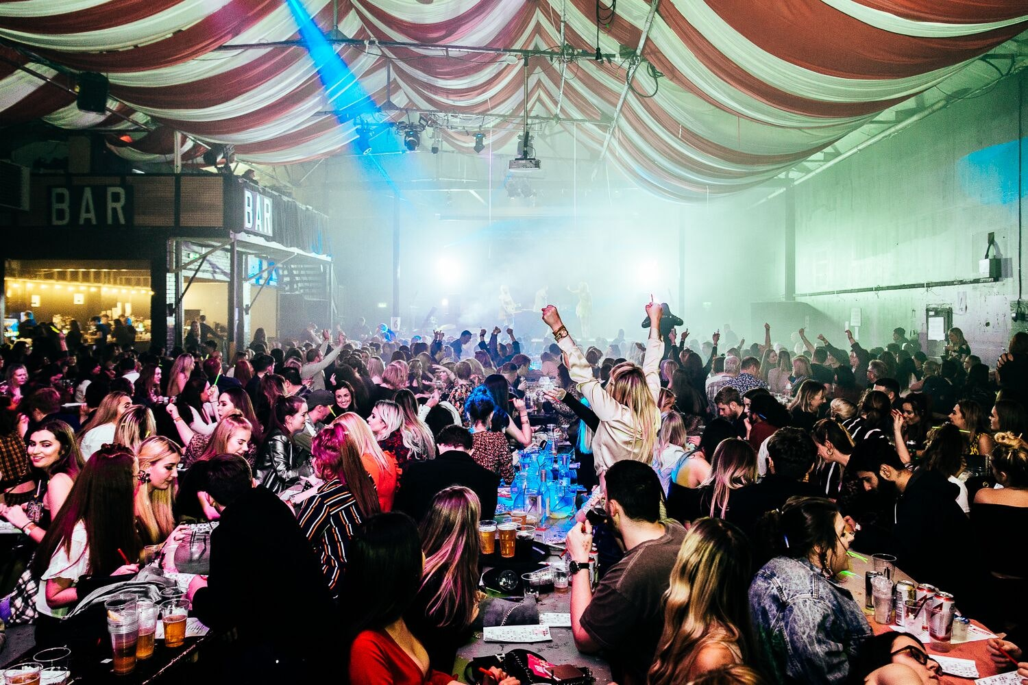 2 Tickets For £15 | Bingo At Camp & Furnace