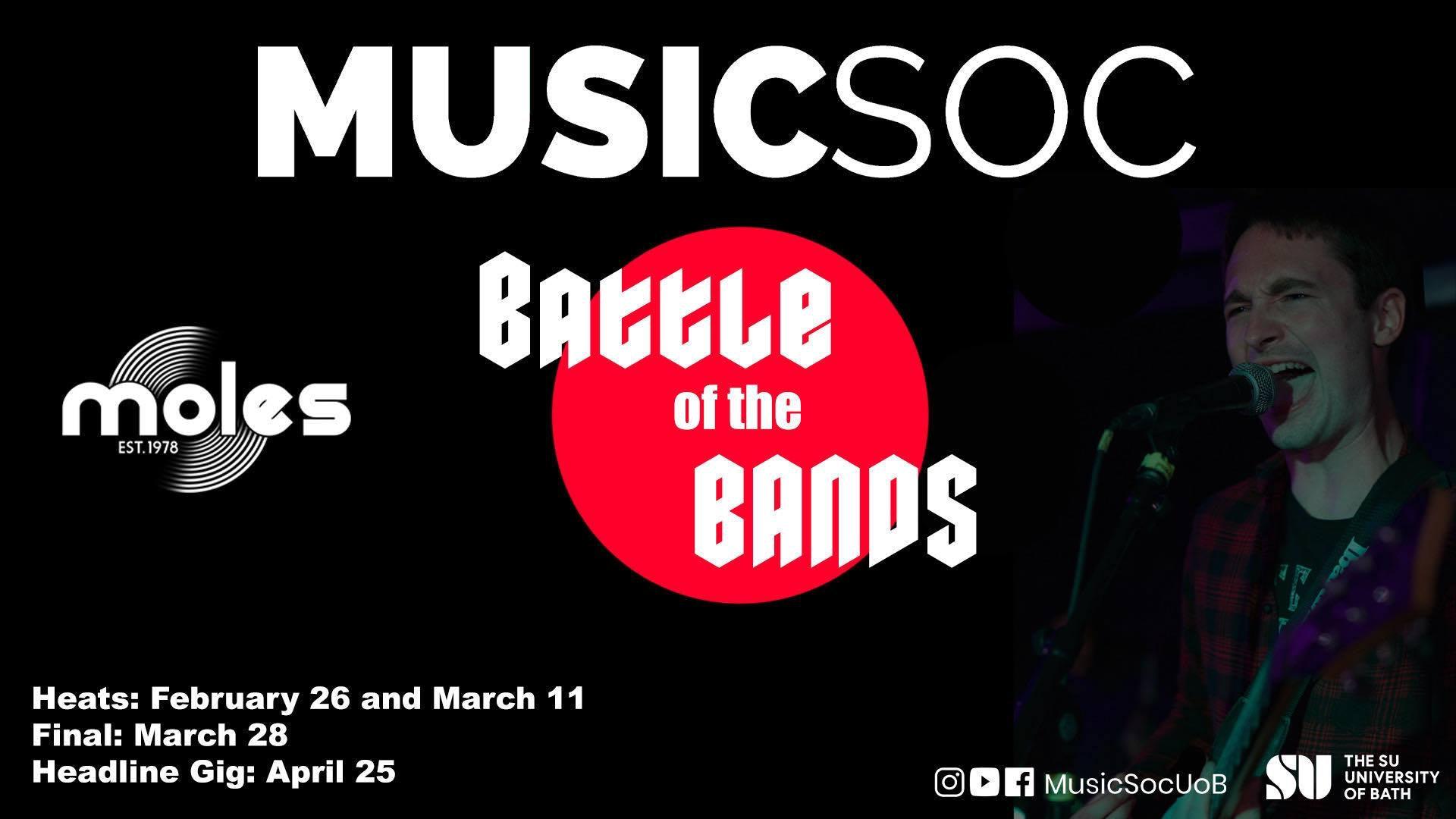 MusicSoc Presents