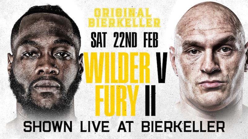 Fury v Wilder II
