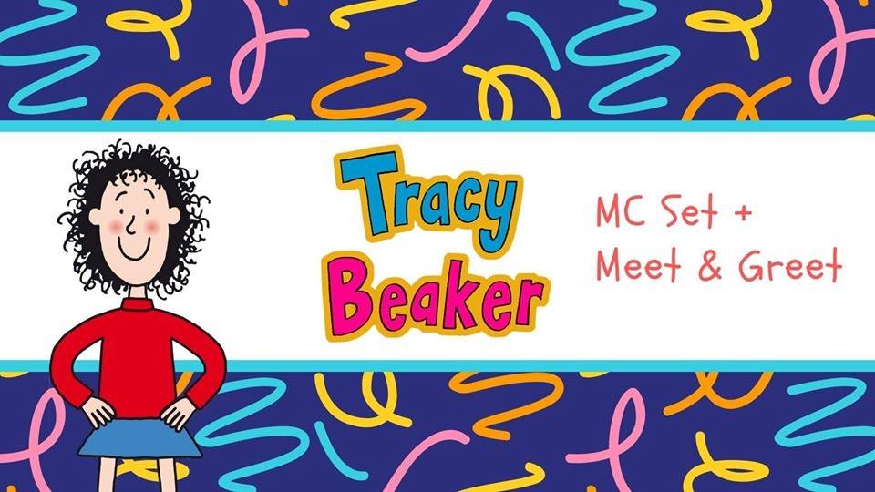 Tracy Beaker/ MC Set