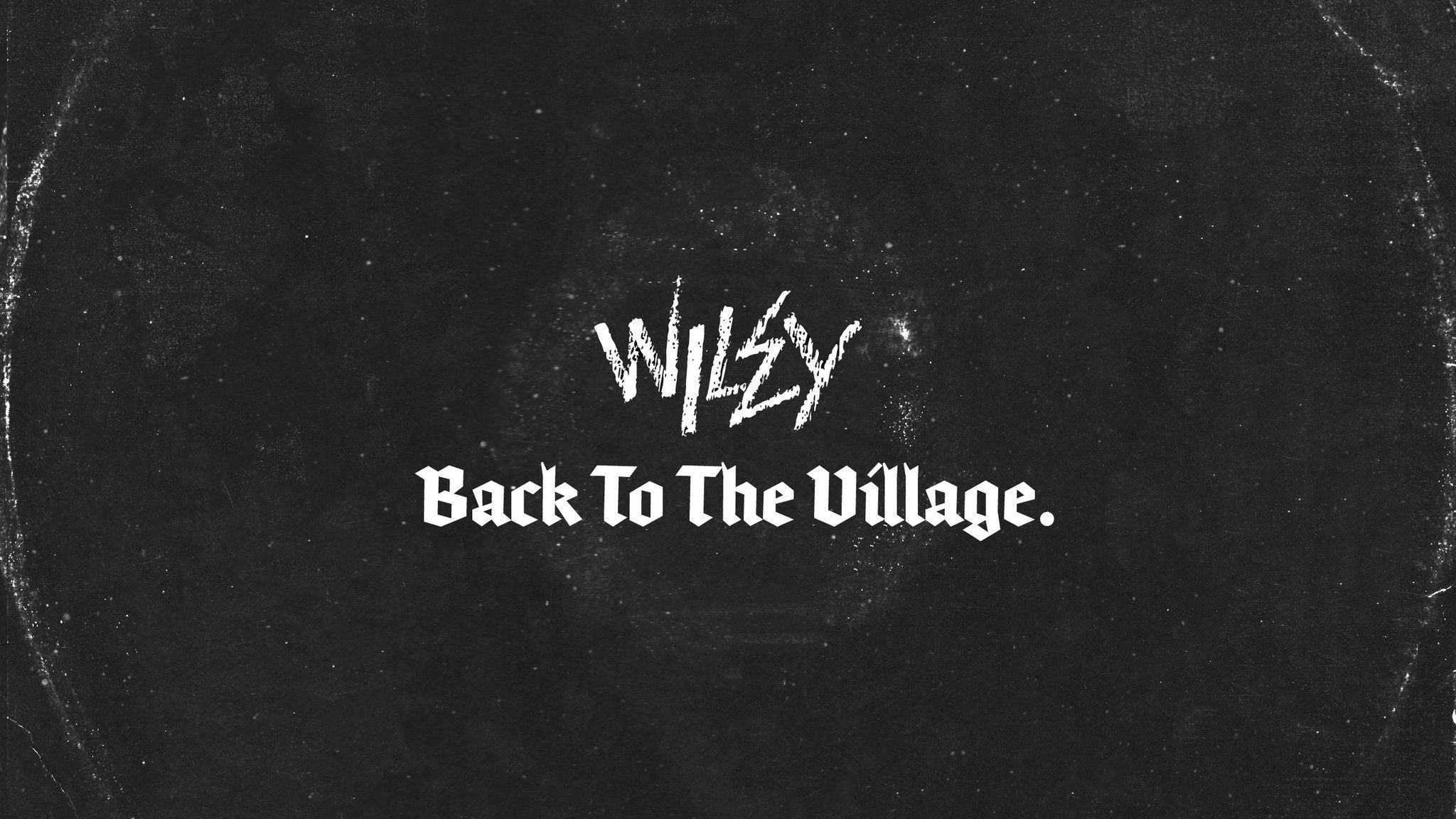 "CANCELLED Wiley ""Back to the Village"" – Nottingham"