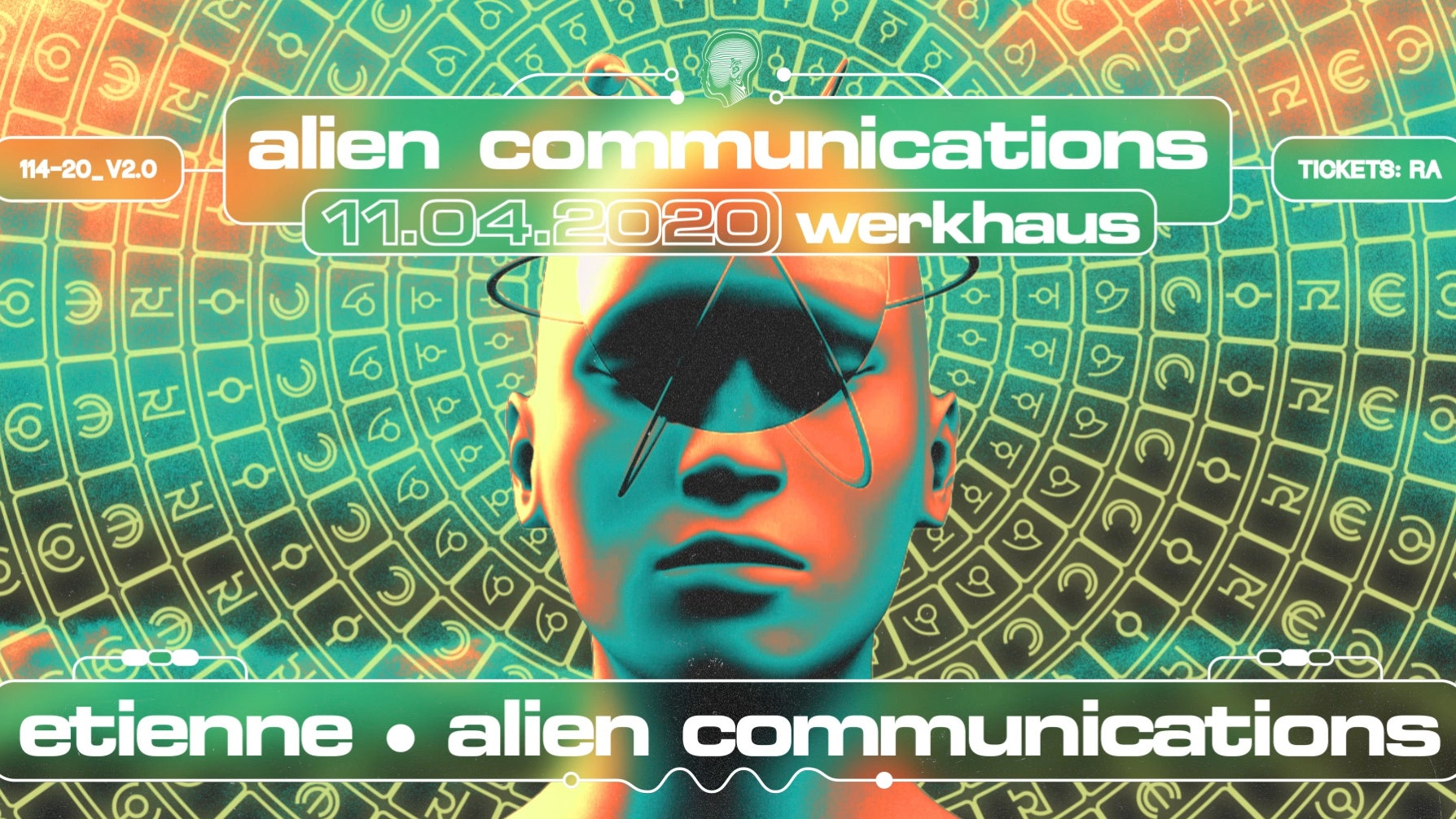 Alien Communications x Etienne