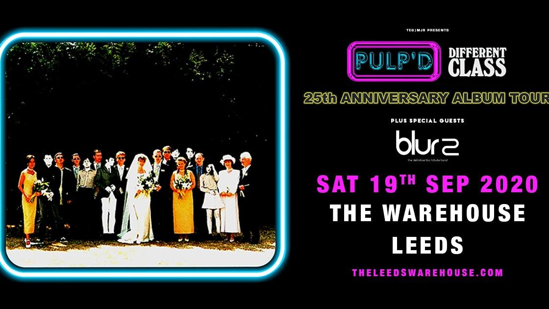 Pulp'd + Blur2 – Live