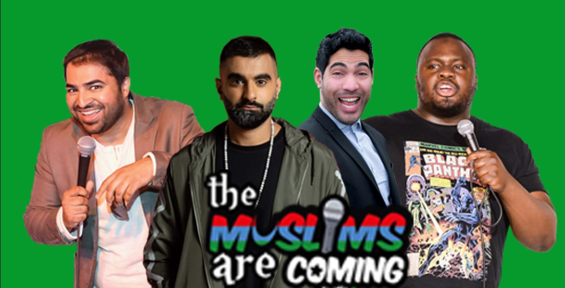 The Muslims Are Coming – Slough