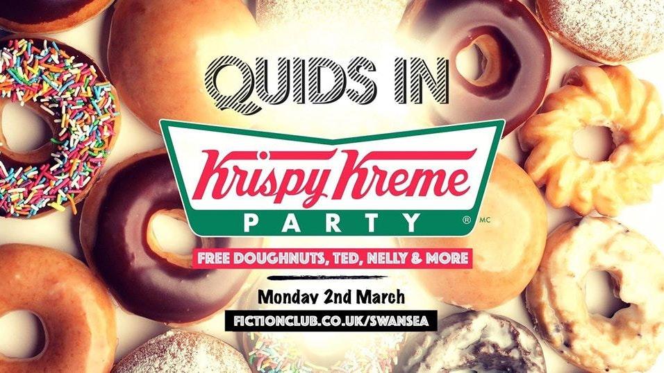 Quids IN: Krispy Kreme Party