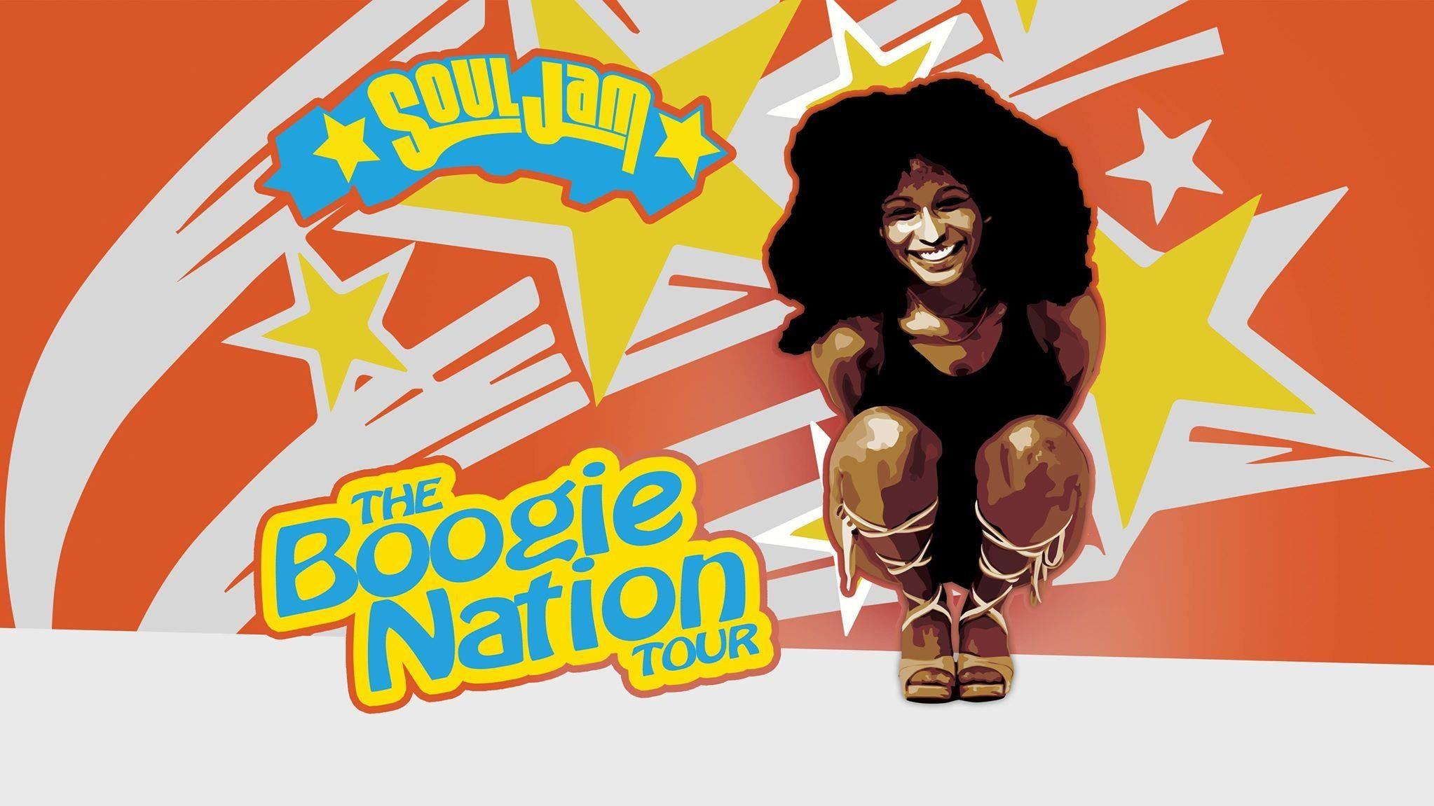 SoulJam / The Boogie Nation Tour / Manchester