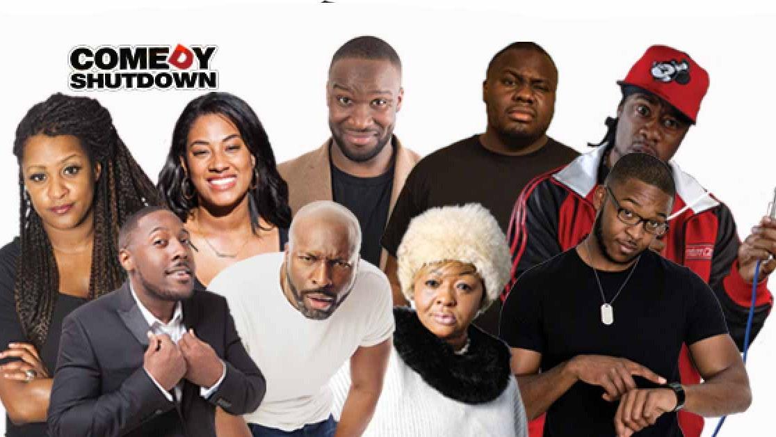 COBO : Comedy Shutdown Tour