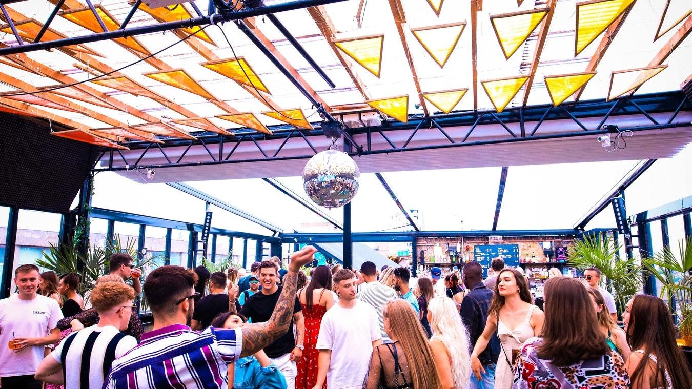 Rooftop Garden Party