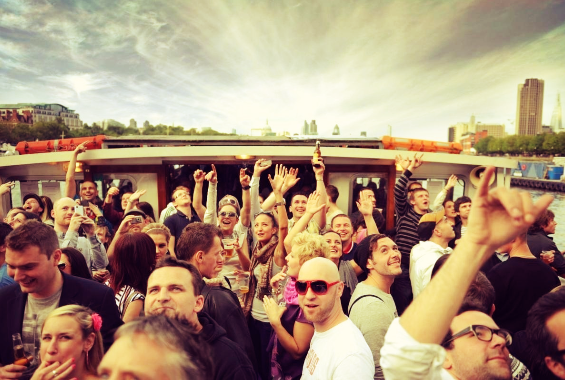 River Thames Summer BBQ Boat Party | Bank Holiday Weekend