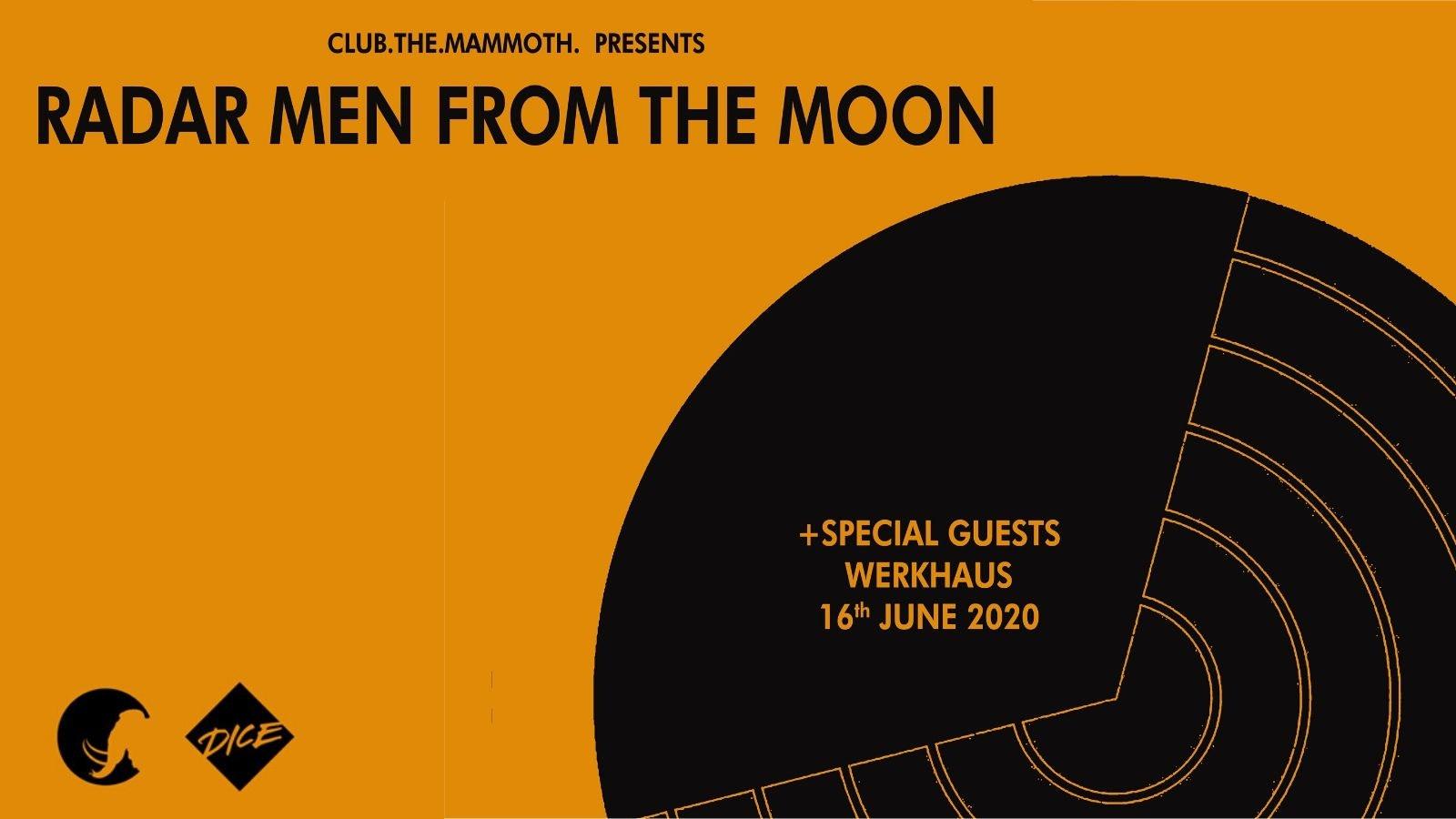 Club The Mammoth: Radar Men From The Moon