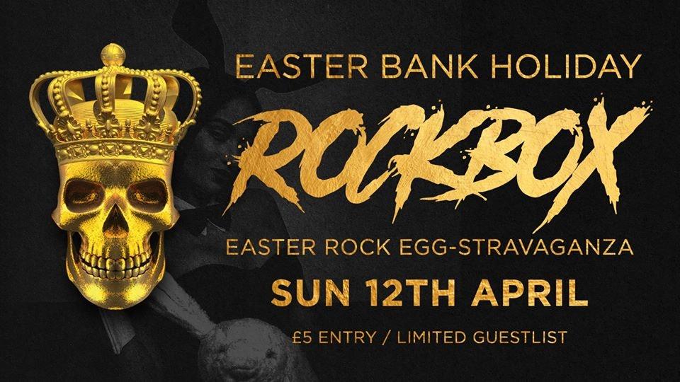 Easter RockBox Eggstravaganza