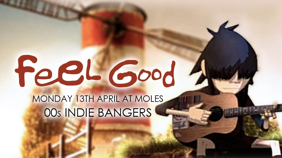 Feel Good – A Night of 00's Indie Bangers & 99p REAL Jagerbombs!