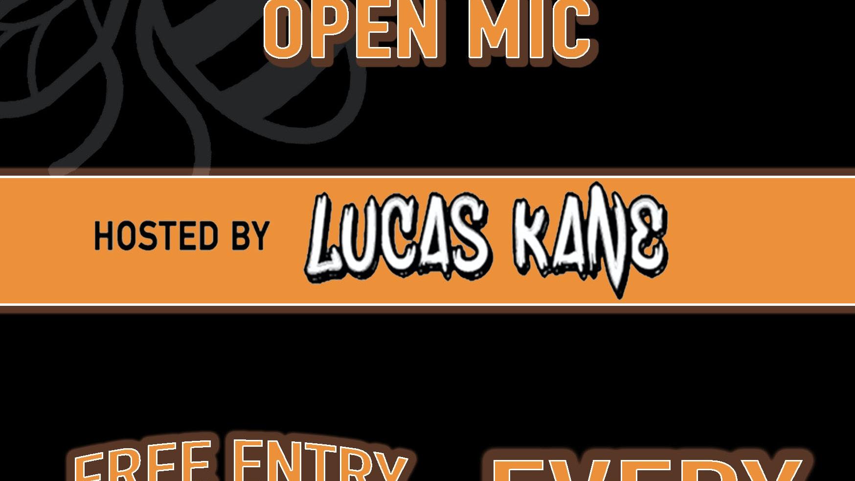 BRAND NEW Open mic at Retro