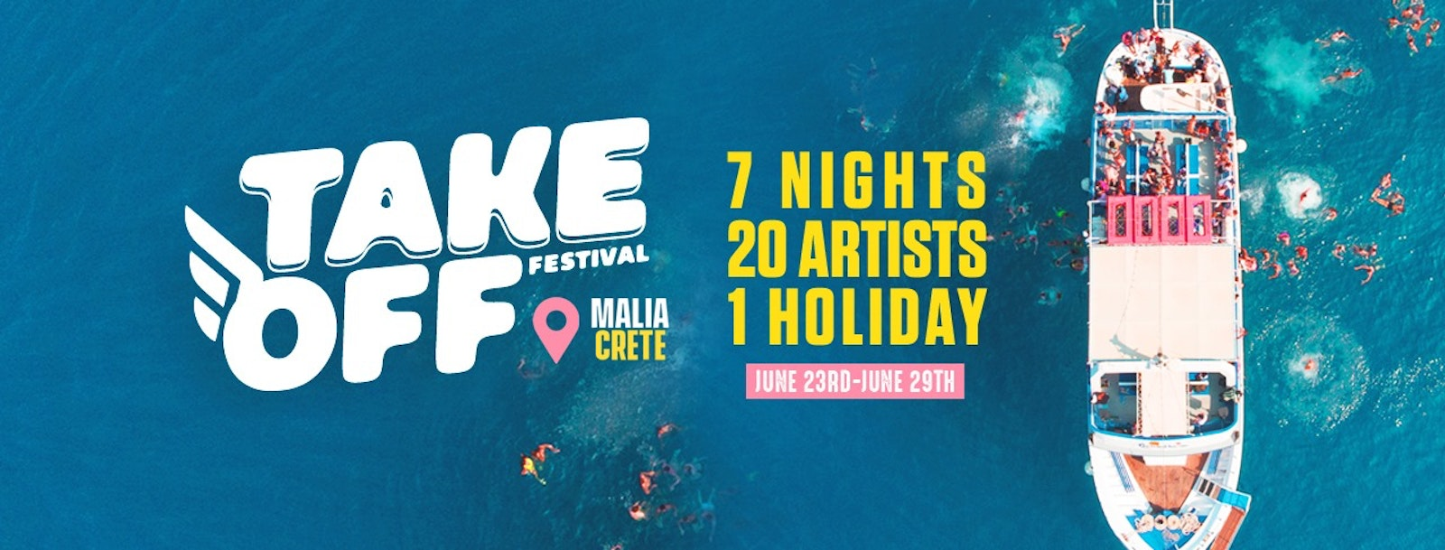 Take Off Festival 2020 – All The Info Out Now!