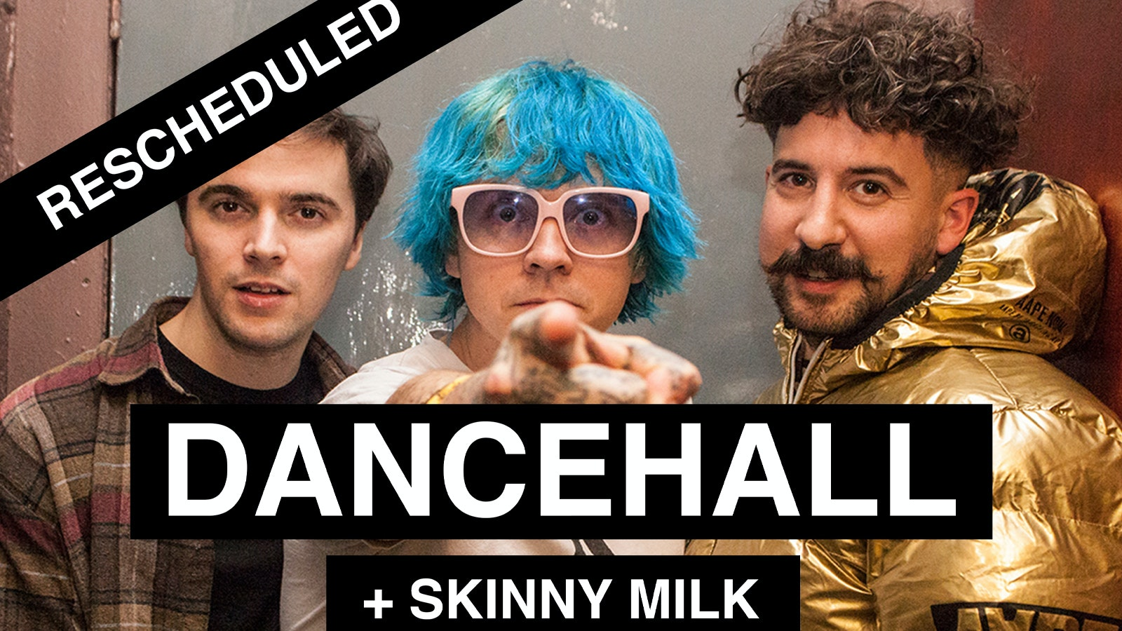 *CANCELLED* Dancehall + Guests (Free Entry)