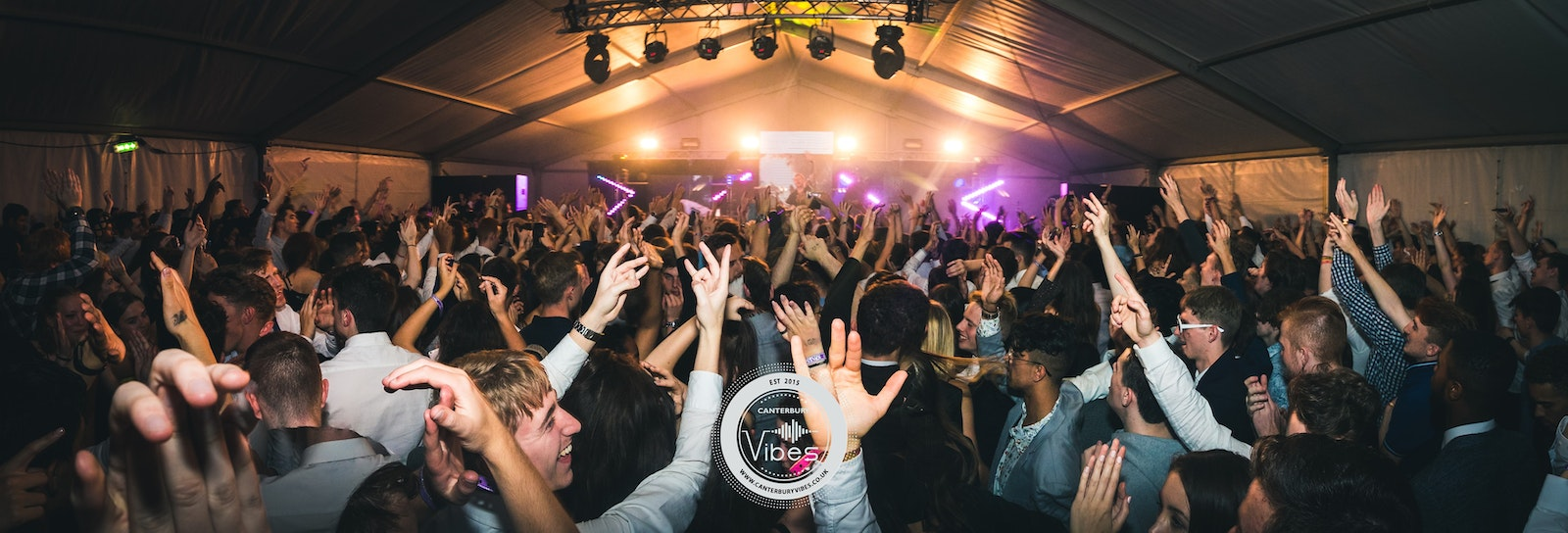 FIRST PARTY BACK IN CANTERBURY – LOCATION & DATE WILL BE ANNOUNCED IN DUE COURSE!