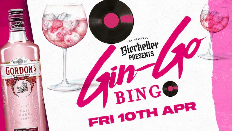 GIN-GO Bingo (Bank Holiday)