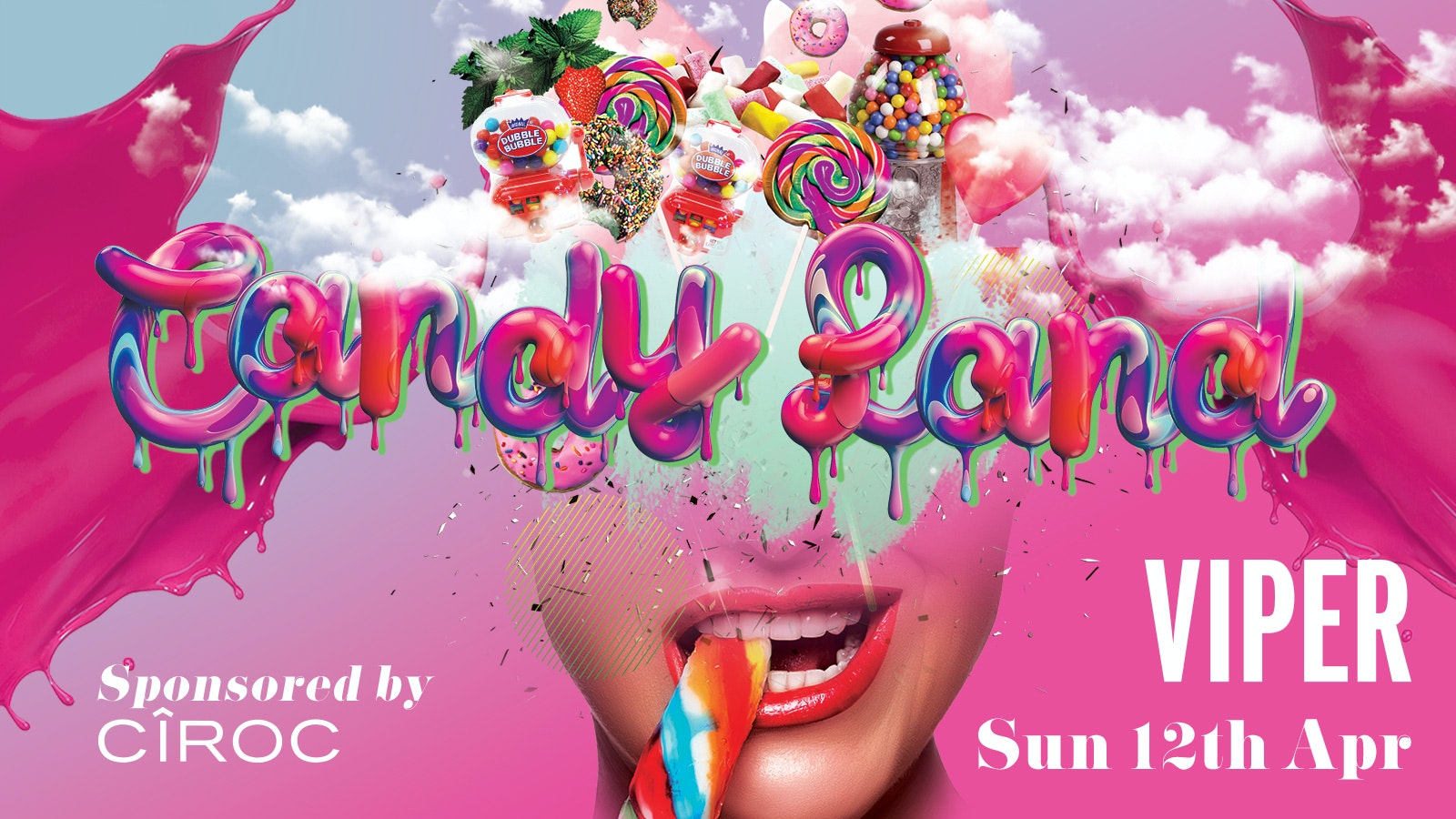 Bank Holiday – Candy Land