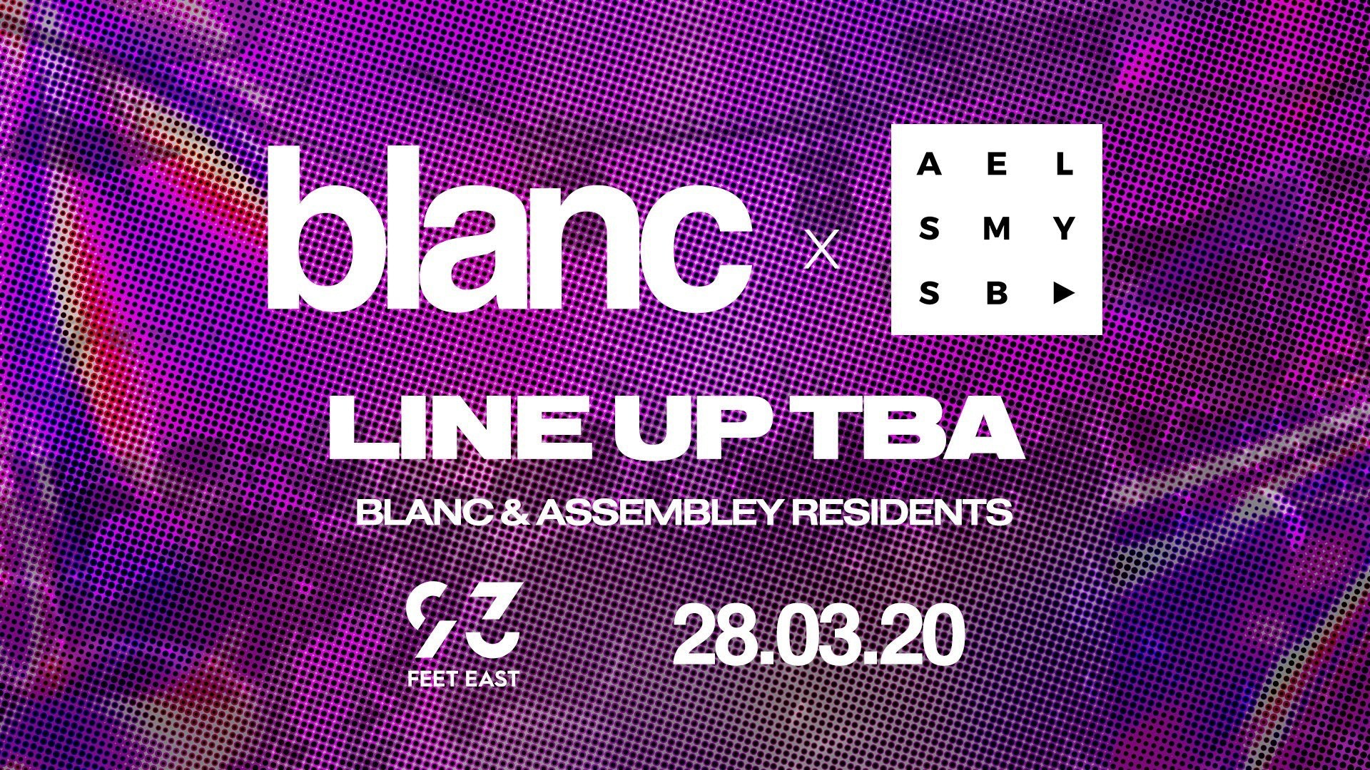 Blanc London launch party