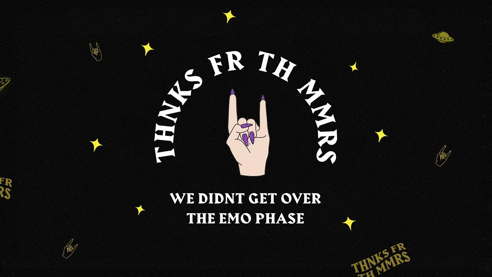 THNKS FR TH MMRS – Emo Easter Blowout