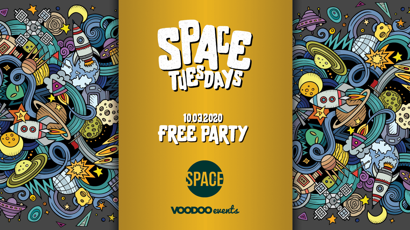 Space Tuesdays : Leeds – Free Party