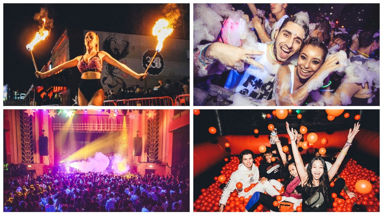 Birmingham Freshers Week 2020 | The Complete Guide – The BIGGEST Events at PRYZM, Rosies, Players & Much More!