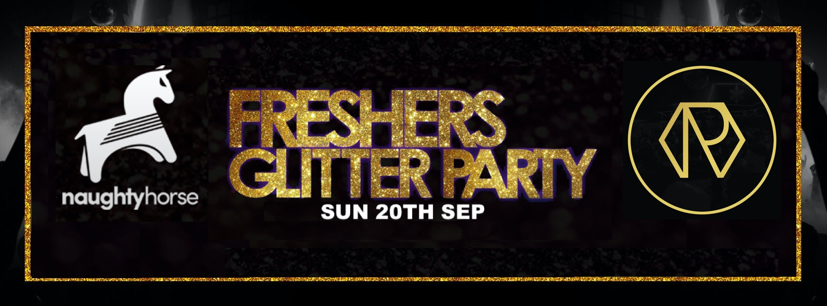 Birmingham Freshers – MOVE IN GLITTER PARTY at ROSIES! (FlexiTicket – Sep, Oct, Nov, Dec, Jan, Feb, March*)!