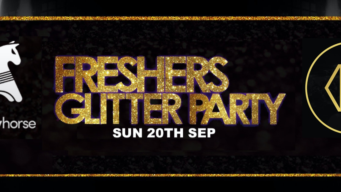 Birmingham Freshers – MOVE IN GLITTER PARTY at ROSIES!