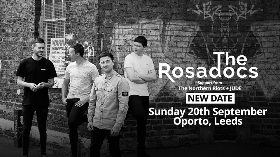 The Rosadocs – new date
